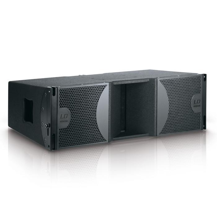 "LD Premium VUE Array Serie - Dual 8"" Line  Array Serie Lautsprecher"