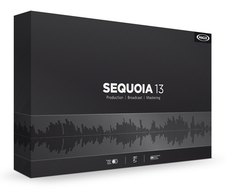 Magix Sequoia 14 Upgrade von v13
