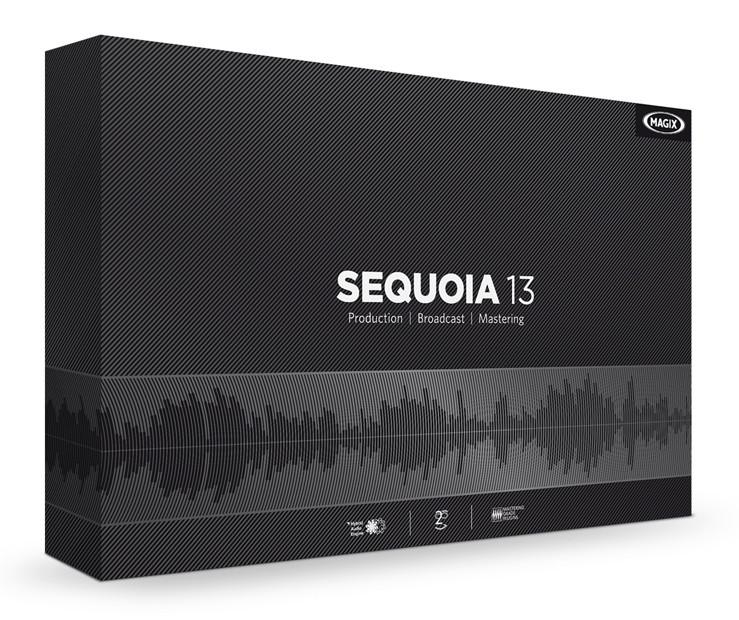 Magix Sequoia 14 Upgrade von v7-12