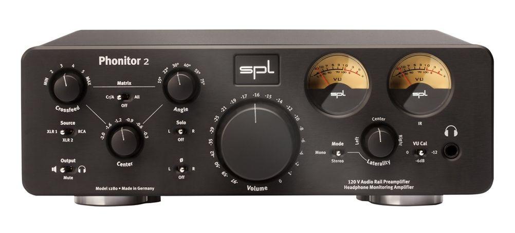 SPL Phonitor 2 / Black