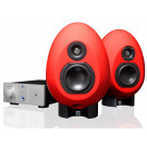 Munro Sonic, EGG 100 Monitoring System red